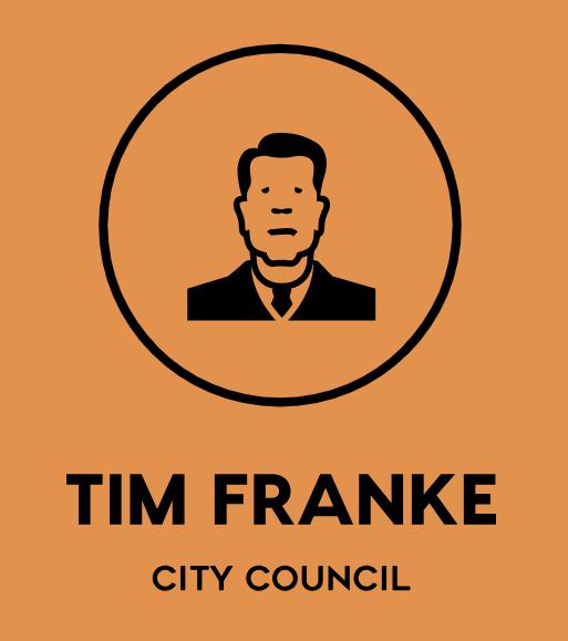 Tim Franke for La Porte City Council